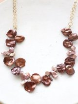 (14kgf)pearl necklace