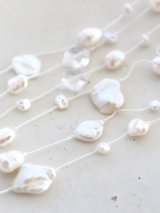 long long pearl necklace