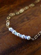14KGFopal pearl bracelet