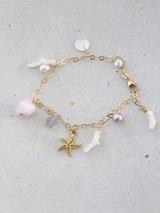14KGFsea bracelet
