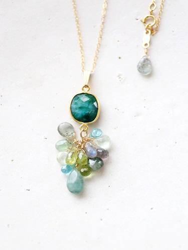 画像1: (14kgf)emerald Avenir