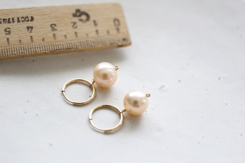 画像2: 14KGF pearl pierce