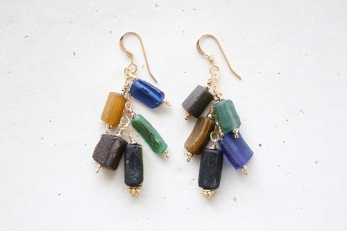 画像2: (14kgf) lapis lazuli roman glasspierce
