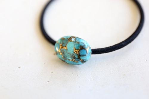 画像2: copperturquoise hair ornaments