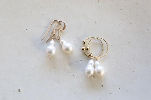 画像4: 14KGF pearl pierce