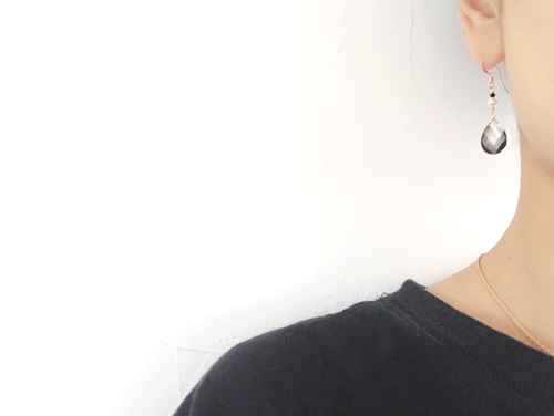 画像3: 14KGF blackshell pierce