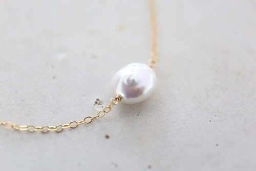 画像5: 14KGF pearl bracelet
