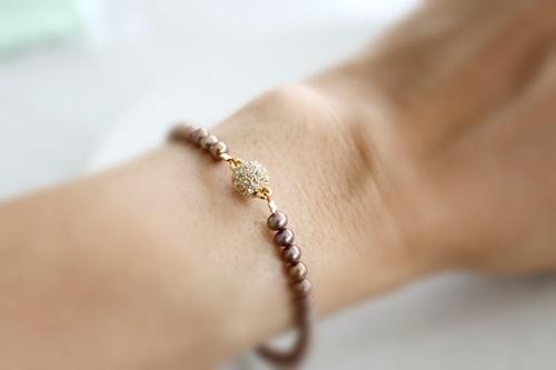 画像4: smoky quartz bracelet