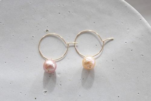 画像2: 14KGF pearl pierce