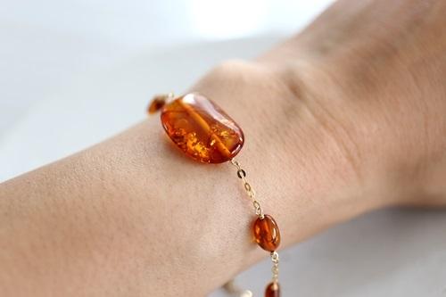 画像4: 14KGFamber bracelet