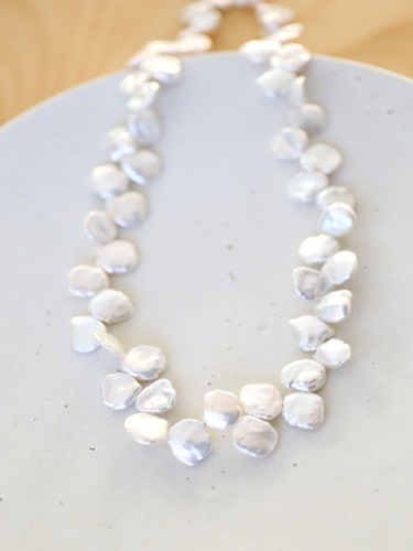 画像1:  keshipearl necklace