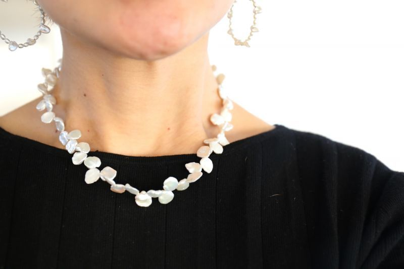 画像3:  keshipearl necklace
