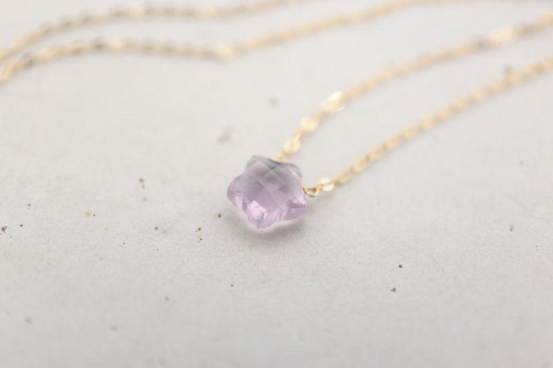 画像2:  14KGF☆amethyst necklace