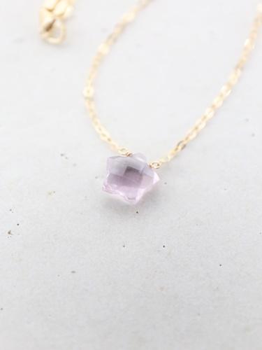 画像1:  14KGF☆amethyst necklace