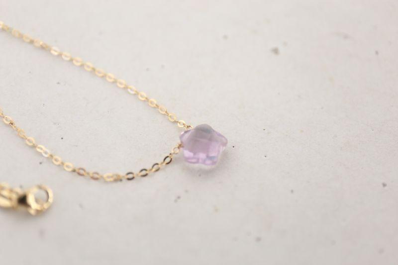 画像3:  14KGF☆amethyst necklace