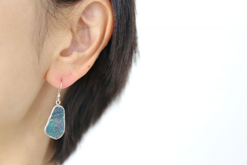 画像5: SILVER925 roman glass pierce