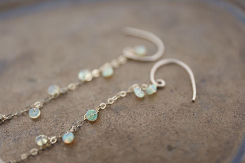 画像5: 14KGF opal  pierce