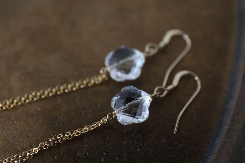 画像4: 14KGF crystal pierce